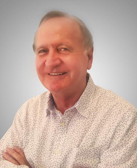Mr Alain Orriols président de solarplexus